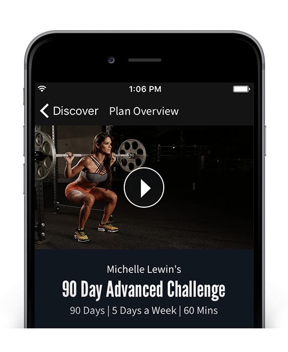 90 day advanced challenge michelle lewin pdf